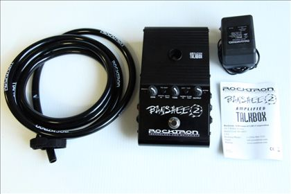 Rocktron-Banshee II Amplified Talkbox