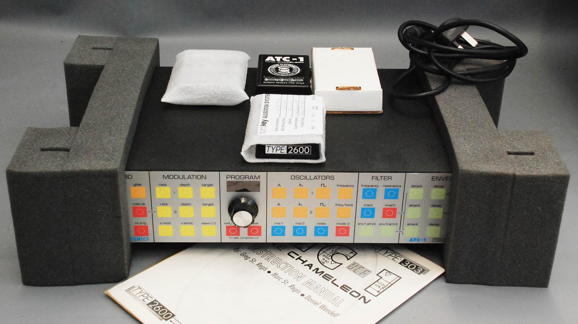studio electronics atc 1 manual